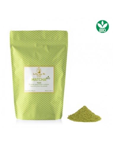 Tè Matcha Bio Tsuki 100 grammi