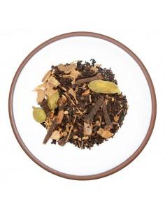 Scatola Per Tè Cuore In Legno Chiaro