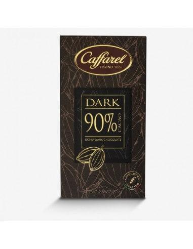 Caffarel Cioccolato Fondente Dark 90%