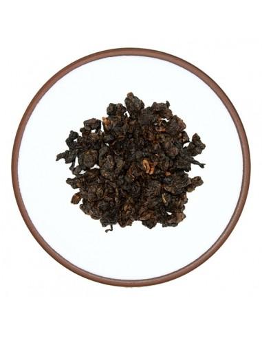 Dark Pearl Oolong Tea