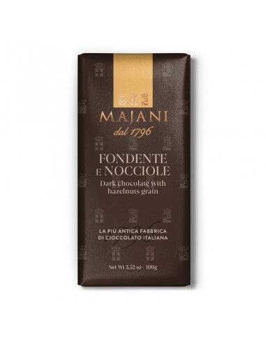 Tavoletta Cioccolato Fondente E Nocciole